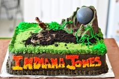 Check out her blog for lots of fun/easy indiana jones party ideas