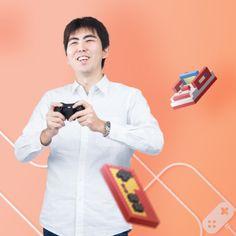 ゲーマーを熱くさせるゲームは、自身が一番のゲーマーでなければ生まれない