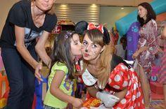Personaje Petreceri Copii - Minnie Mouse