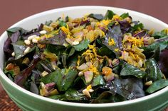 Beet Greens with Olives, Raisins and Pine Nuts Greens Recipe, Olives, Beets, Raisin, Superfood, Olive Green, Spinach, Side Dishes, Pine