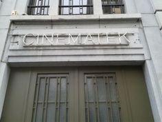 Cinematek Brussels (by Renata Riva)