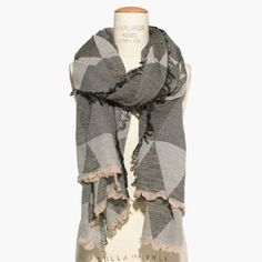 Madewell Mountainshadow Scarf 100% Wool