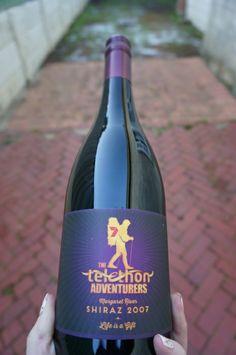 Telethon Adventurers Wine Range Shiraz 2007
