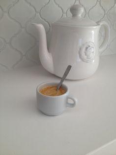 Espresso time... InDannysKitchen