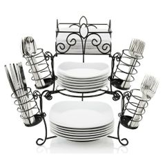 7 Piece Stack & Serve Buffet Set Stack & Serve,http://www.amazon.com/dp/B00EZSEJLY/ref=cm_sw_r_pi_dp_Zeactb0EP5Z5P656