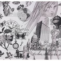 Marburg Wallcoverings -  4Women Collection Wall, Stuff To Buy, Collection, Design, Walls