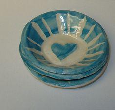 Handmade dishes