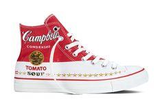 Andy Warhol x Converse 2015 Chuck Taylor Collection | HUH.