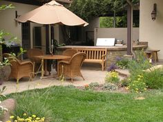 Images Garden Patio Design Ideas Pictures Idakam