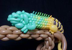 The Amazing Balloon Animals of Masayoshi Matsumoto (15 Photos)