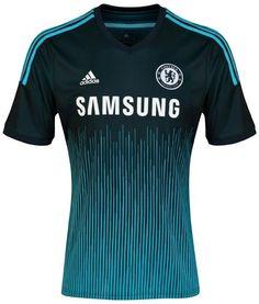 Chelsea 2014-15 adidas Third