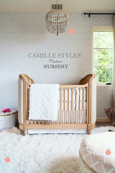Our guest style feature on @La Petite Peach with @Camille Styles nursery!