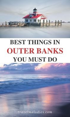 Planning a trip to Outer Banks North Carolina, USA? Read our guide to the best things to do in Outer Banks NC. Things to do in Outer Banks Outer Banks North Carolina, Visit North Carolina, North Carolina Vacations, Carolina Usa, North Carolina Islands, Outer Banks Beach, Outer Banks Vacation, The Outer Banks, Vacation Places