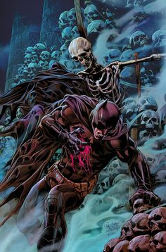 Red Robin and Red Hood have followed a trail of technology to the island nation of Santa Prisca and the mysterious monastery built on the site of what was once the worst prison in the world...but that