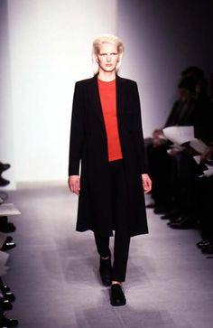 Calvin Klein - Spring / Summer 1997  | Kim Iglinsky