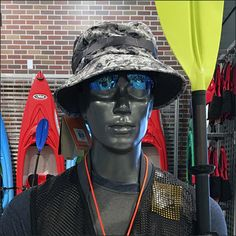 As kayaker, I never looked this good and well-equipped as this Mannequin Bolstered Kayak Lifestyle Sell. Kayaks, Close Up, Hooks, Lifestyle, Kayaking, Canoeing