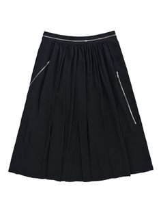 Malene Birger, Parisian Chic, Sonia Rykiel, Just In Case, Cheer Skirts, Collections, Boutique, Zip, Detail