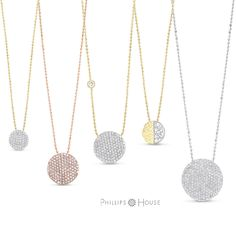 Nothing can shine brighter than mom, but these Phillips House necklaces sure try.