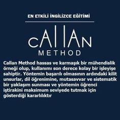 Callan Method ingilizce eğitimde eşsiz bir yöntemdir - englishturkiye | EnglishTurkiye | Scoop.it