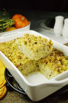 Traditional Southern Cornbread Dressing  www.thekitchenismyplayground.com  #Thanksgiving #dressing