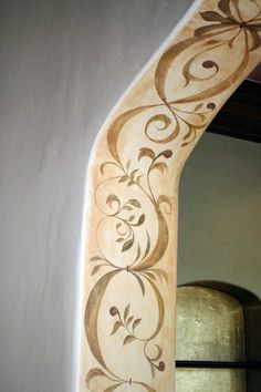 Take a look Amazing Tuscan Arches Design Ideas 07 Naturally, the door with rounded arches are pricier than conventional models. The mural is subsequen...