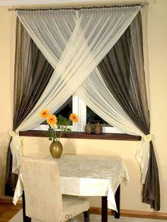 Interior decor How to Choose Curtains For the Living Room - Life ideas Decor, Window Decor, Farmhouse Wall Decor, Curtains, Curtain Decor, Home Curtains, Curtain Designs, Home Decor, Room Decor