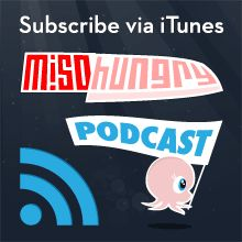 Miso Hungry Podcast   Everything you never knew you wanted to know about Japanese food