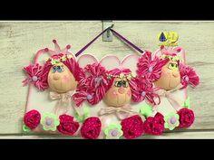 Vida com Arte | Porta Toalha em EVA 3D por Michelle Chiaro - 06 de Outubro de 2014 - YouTube
