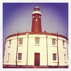 The Old Lighthouse, Dungeness Romney Marsh, Another Part Of Me, Space Place, Rye, Lighthouses, Urban Design, Old Things, Exterior, English