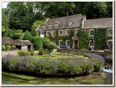 The Swan Hotel, Bilbury England  i would love to go one day....