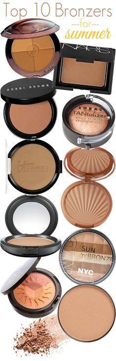 Top 10 Bronzers. - Home - Beautiful Makeup Search: Beauty Blog, Makeup & Skin Care Reviews, Beauty Tips