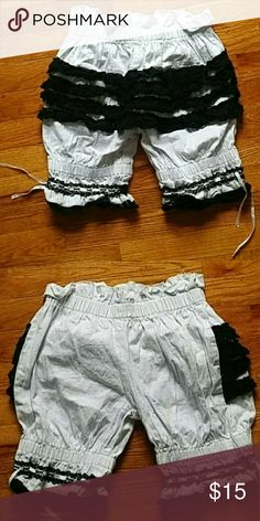 LOLITA BLOOMERS Will fit any size due to elastic waist only used once in good condition Shorts