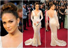 Oscars 2012 Red Carpet | Roasted Fashions