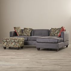 Found it at AllModern - Ashtyn Reversible Chaise Sectional