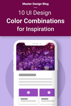 Here are 10 UI design color combos to bring you inspiration on your next project! App Ui Design, User Interface Design, Ux Design Portfolio, Information Architecture, User Experience Design, Ui Design Inspiration, Complimentary Colors, Portfolio Website, Creating A Brand