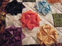 Origami quilt.