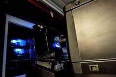 Nem sokban különbözik a 4DX gépterem a többitől (Cinema City 4DX - 2015) Fotó: Vajda Anita - Hír7