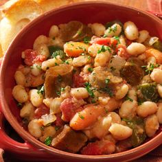 Les Miserables - Easy Vegetable Cassoulet Recipe