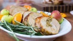Giada's no-carve Thanksgiving turkey plus sausage strata for brunch