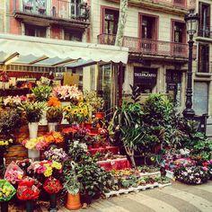 La Rambla  - Barcelona, Spain                                                                                                                                                      Mais