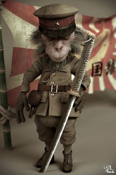25 Stunning 3D Game Character Designs by Samuel