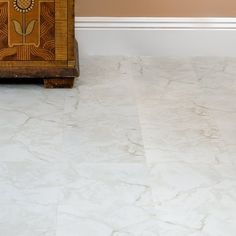 Flooring can be expensive & messy to install. Give vinyl floor tile a try for a mess-free, quick, easy, & inexpensive flooring solution. Just peel & stick! Vinyl Tile Flooring, Tile Decals, Vinyl Tiles, Plank Flooring, Bathroom Flooring, Peel And Stick Floor, Peel And Stick Vinyl, Luxury Vinyl Tile, Luxury Vinyl Plank
