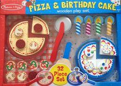 Speech Universe: Pizza and Birthday Cake Fun! {FREEBIE}