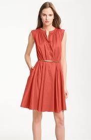 suzi chin pleated dress #nordstrom