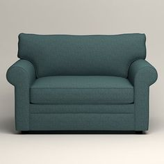 Birch Lane Newton Grand Sleeper Chair  $879 With 49 fabric options, you can get just the look you want with this classic rolled-arm chair. A gel-infused memory foam mattress ensures your unexpected guests will be comfortable come bedtime.