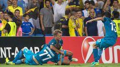 Le Zenit était mené 0-3 à la 75e il s'est imposé 4-3!