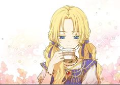 Who Made me a Princess Manga The beautiful Athanasia was killed at the hands of her own biological father, Claude de Alger Obelia, the cold-blooded emperor! Anime Princess, My Princess, Anime Art Girl, Manga Girl, Fanart, Manhwa Manga, Manga Comics, Aesthetic Anime, Anime Love