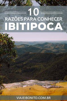 10 motivos para subir a serra e visitar Ibitipoca