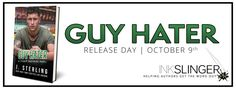 Today we have the release day blitz forGUY HATER by J. Sterling! Check it out and grab your copy today!