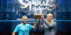 Marche and Moverley Claim Silverware in Nantes - Professional Squash Association